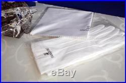 $1190 Swarovski Clear Crystal Figurine Soulmates DOLPHINS #5069654 New