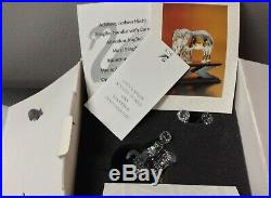 1993 Swarovski Annual Edition Elephant Mib Austria Crystal Africa Inspiration
