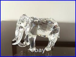 1993 Swarovski Collectors Society, Elephant Inspiration Africa Silver Crystal