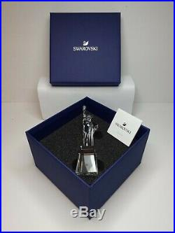 200$ NEW 2020 box STATUE OF LIBERTY NEW YORK Swarovski Crystal Figurine 5428011