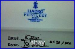 6 LLADRO FIGURINES PIECES RARE LOT OF RETIRED COLLECTIBLE LLADRO privilege