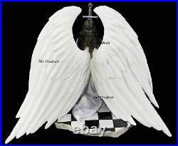 Anne Stokes BLESSING Guardian Angel Fairy Decor Statue Sculpture