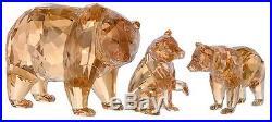 Arcadia And Bear Cubs Scs Members Pieces 2017 Swarovski Crystal 5229215 5236593