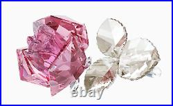 Authentic New in Box Swarovski Blossoming Rose Light Pink #5094612