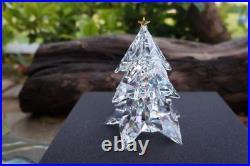 Authentic Swarovski Crystal Christmas Tree Aurora Borealis BNIB 5223605