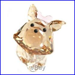 BRAND NEW Retired PUPPY DIXIE YORKSHIRE SWAROVSKI Crystal 201416 Collectable