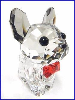 Bruno The French Bulldog Puppy Dog Lovlots 2016 Swarovski Crystal #5213639