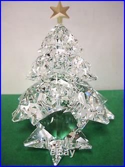 Christmas Tree Shining Star Holiday Crystal 2012 Swarovski #1139998