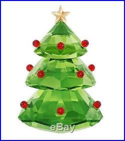 Christmas Tree, Green Crystal Festive Holiday 2016 Xmas Swarovski #5223606