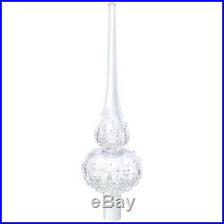 Christmas Tree Topper, 2017 Holiday Celebration Xmas Swarovski Crystal #5301303