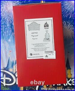 Disney Parks Jim Shore Epcot Figment Purple Dragon Figurine Figure 4057966 New