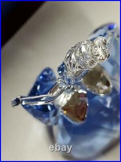 Disney Swarovski CINDERELLA 2015 Crystal Figurine Rare Retired 5089525
