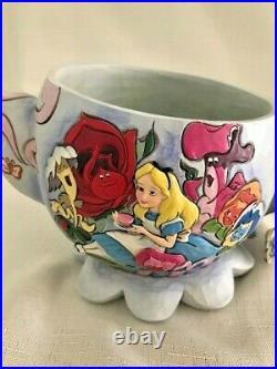 Disney Traditions Jim Shore Alice Planter by Enesco #4616539