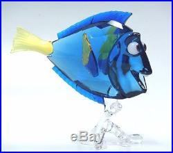Dory From Disney Pixar Finding Nemo Adorable 2017 Swarovski Crystal Fish 5252048