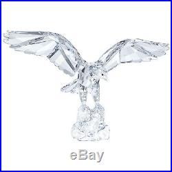 Eagle Clear Crystal Bird 2018 Swarovski Crystal 5302524
