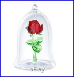 Enchanted Rose Disney Beauty And Beast 2017 Swarovski Crystal 5230478