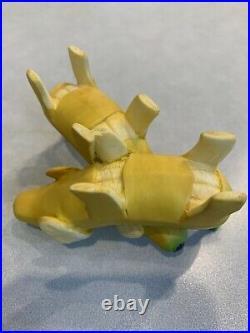 Enesco Home Grown Collectibles Banana Beagles Figurine Very Rare