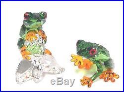 Frogs Swarovski 2015 Swarovski Crystal Frog 5136807