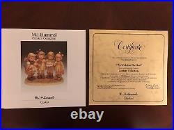 Goebel Century Collection Hummel We Wish You The Best #600 TMK 6 Signed