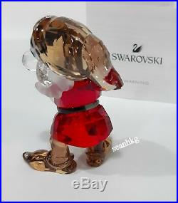 Grumpy Dwarf SCS 2019 Disney Snow White Crystal Authentic Swarovski 5428550