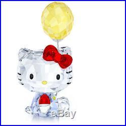 Hello Kitty Balloon Colorful Sanrio 2018 Swarovski Crystal 5301578