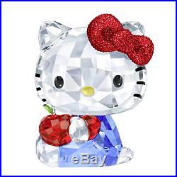 Hello Kitty Red Apple Sanrio Character 2018 Swarovski Crystal 5400144