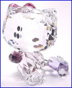 Hello Kitty Traveller 2017 Tourist Swarovski Crystal 5279082