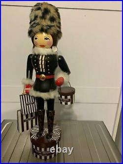 Henri Bendel Natasha Nutcracker Doll