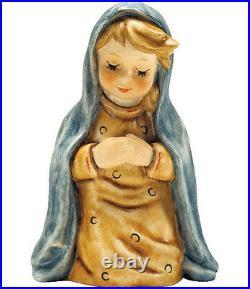 Hummel Children's Nativity Set Mary Joseph Jesus, Stable & Base 162342 NIB