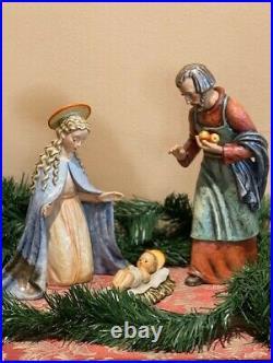 Hummel Nativity Set #260 RARE