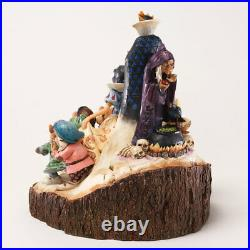 Jim Shore One That Started Them All Snow White Carved by Heart Figurine 4023573