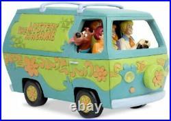 Jim Shore Scooby Doo Cruisin For a Mystery (Mystery Machine Figurine) 6005977