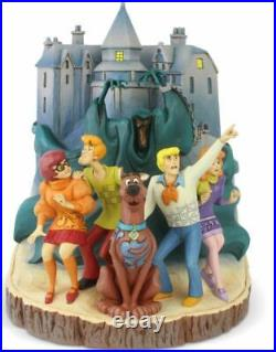 Jim Shore Scooby Doo Frightful Friends (Scooby Doo Carved By Heart) 6005978