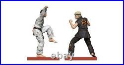 Karate Kid All Valley Championship Statue Daniel Vs Johnny LE x948/1000 NIB