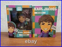 Karl Jacobs YOUTOOZ #228 RARE IN HAND Ready to Ship Sold Out DREAM Smp Mr. BEAST