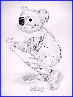 9d01b47efd Koala 2017 Rare Encounter On Tree Branch Clear Swarovski Crystal 5271914