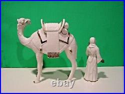 LENOX OH HOLY NIGHT Classic Nativity CAMEL Driver African American NEW n BOX COA