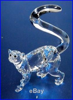 Lemur Clear Rare Encounters Animal 2019 Swarovski Crystal 5428565
