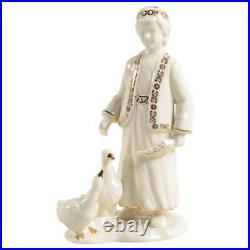 Lenox China Jewels Nativity Goose Herder Boxed 6293255