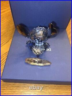 Limited Edition 2012 Disney Stitch Swarovski Crystal Figurine