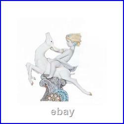 Lladro Life Impulse 8226 Porcelain Figurine