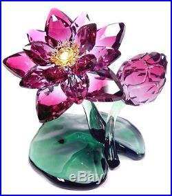 Lotus 2017 Beautiful Vibrant Color Crystal Flower Swarovski Crystal 5275716