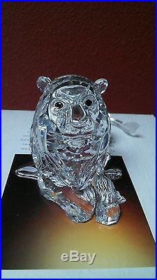 MINT Swarovski Crystal THE LION 1995 Annual Edition Inspiration Africa NEW