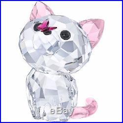 Millie American Shorthair Kitten Cat Lovlots 2016 Swarovski Crystal #5223597
