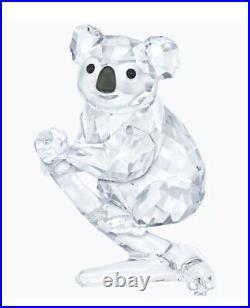 NIB Authentic Swarovski Koala Bear Limited Edition Crystal Figurine #5271914
