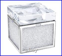 NIB Swarovski Authentic $449 Crystalline Treasure Box Jewelry Box #5136899
