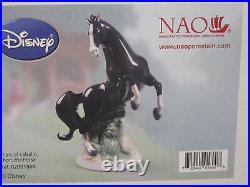 Nao By Lladro Disney Mulan's Khan The Horse Figurine #1800 Brand Nib Save$$ F/sh