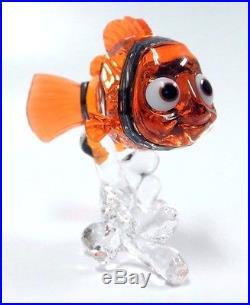 Nemo From Disney Pixar Finding Nemo Adorable 2017 Swarovski Crystal Fish 5252051