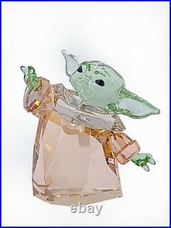 New 100% SWAROVSKI Crystals Disney Star Wars Mandalorian, The Child 5583201