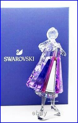 New SWAROVSKI Disney Frozen 2 Anna Princess Crystal Figurine Display 5492736